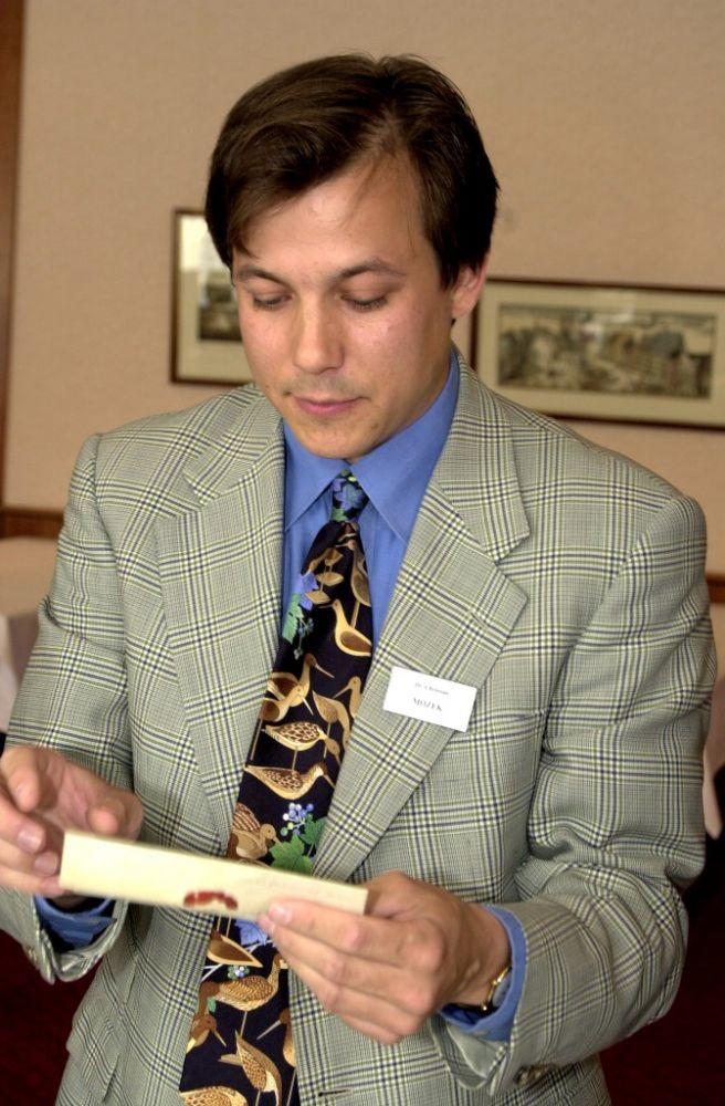 Dr. Christian Mozek, 2001.jpg