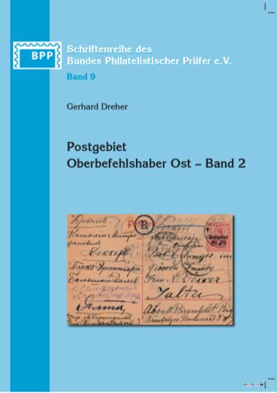 Postgebiet Oberbefehlshaber Ost - Band 2 – Band 9